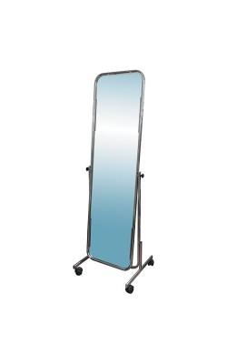 Зеркало напольное 294 (510х1600 мм) хром