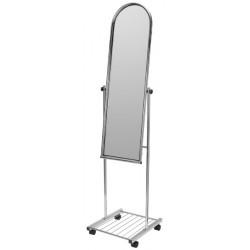Зеркало напольное MGM3043C (400х1620 мм) хром