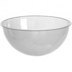 Дисплей-чаша из прозрачного пластика для распродаж (d-500 мм) арт. 163HS