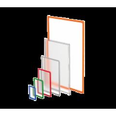 Рамка пластиковая с закгругленными углами формата А-5