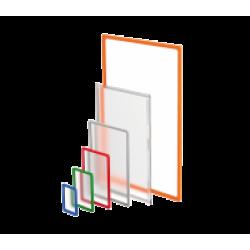 Рамка пластиковая с закгругленными углами формата А-1