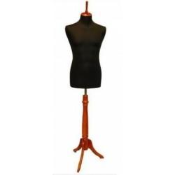 Манекен портновский для шитья мужской (р 48-50) твердый ппу