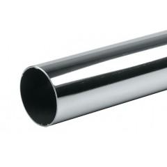 Труба хромированная L-3000 мм (стенка 1.0 мм) d-50 мм арт. JK04